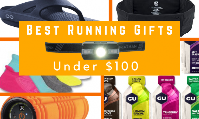 Best Gifts Under $100 for Runners in 2018