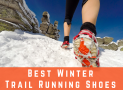 Best Winter Trail Running Shoes in 2019
